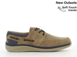 Men Casual Boatshoe Low shoes