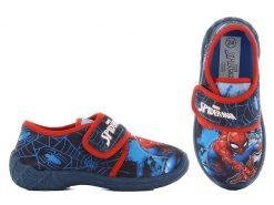 Boys Kids Velcro low Houseshoes